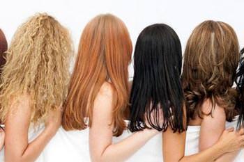 Для разных типов волос