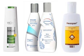 Как подобрать хороший шампунь от перхоти в аптеке