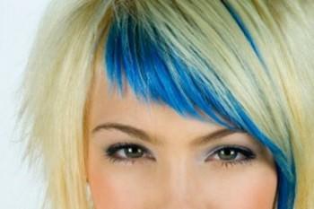 Колорирование блонда