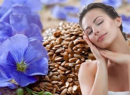 Льняное масло польза вред Свойства и применение в косметологии для кожи лица Домашний льняной гель для волос и ногтей.