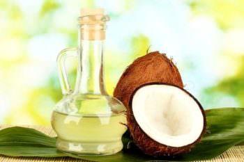 Лечении алопеции кокосовым маслом
