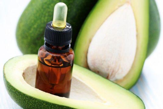Масло авокадо для ухода за волосами