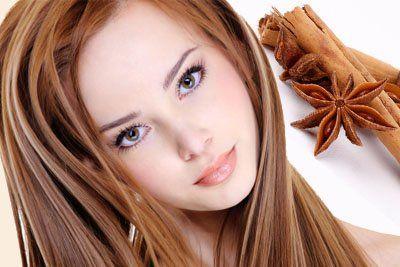 Осветление волос корицей - рецепты масок в домашних условиях, отзывы