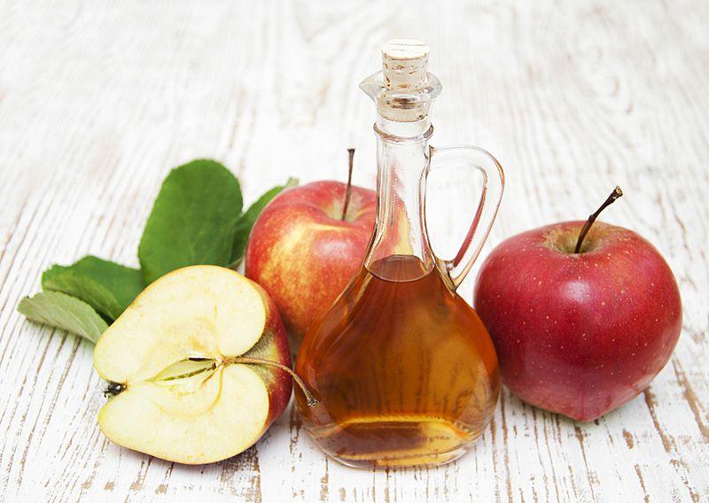 Ополаскивание волос яблочным уксусом - Кладовая Красоты