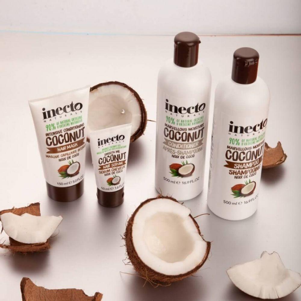 Кокосовое масло для проблемных волос