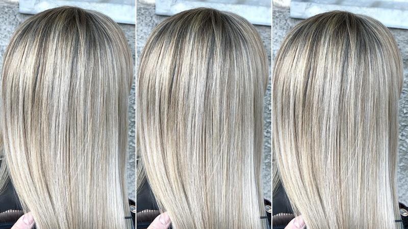 ТОП-10 современных техник окрашивание волос 2021 года