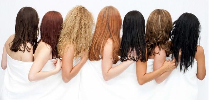 Изменение цвета волос оттеночной пенкой