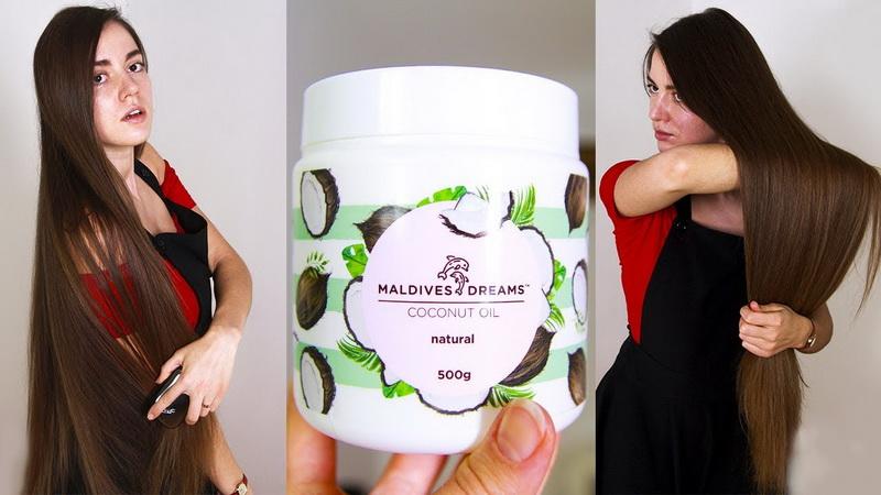 Кокосовое масло для волос: как пользоваться им наиболее эффективно