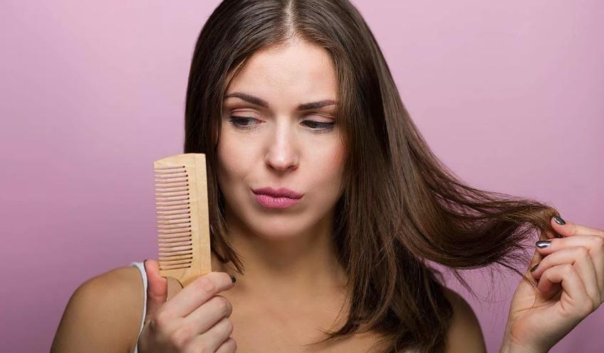 Боремся с выпадением волос