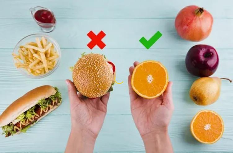 Чем можно заменить вредные продукты?