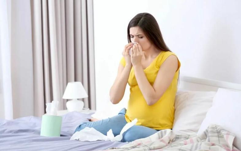 Как не получить аллергию во время беременности?