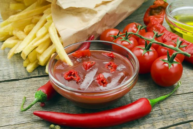 Кетчуп чили: как острая пища влияет на здоровье