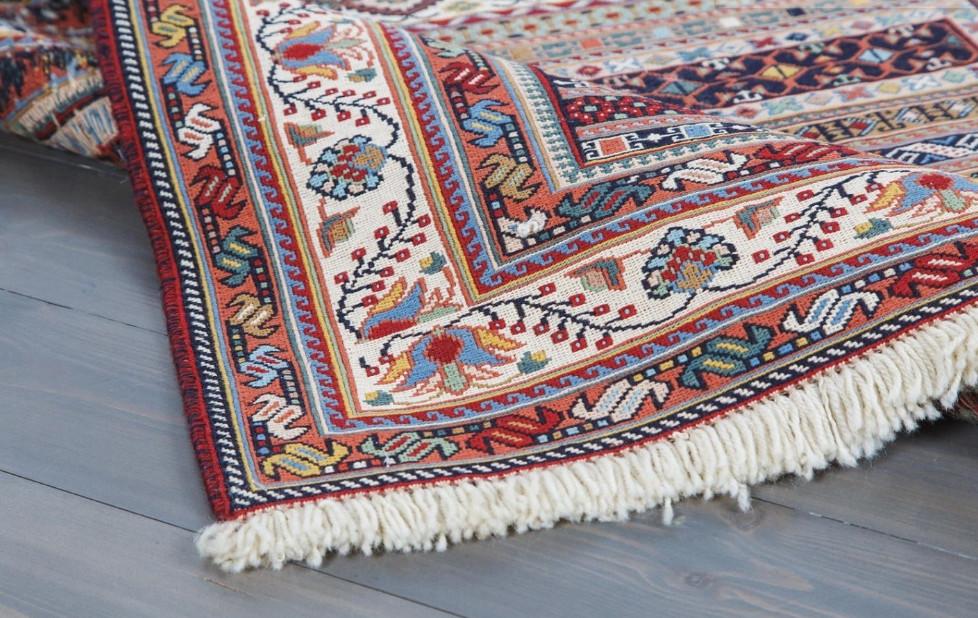 Хранение ковров ручной работы