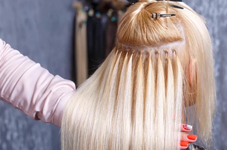 Наращивание волос, противопоказания, виды и методы