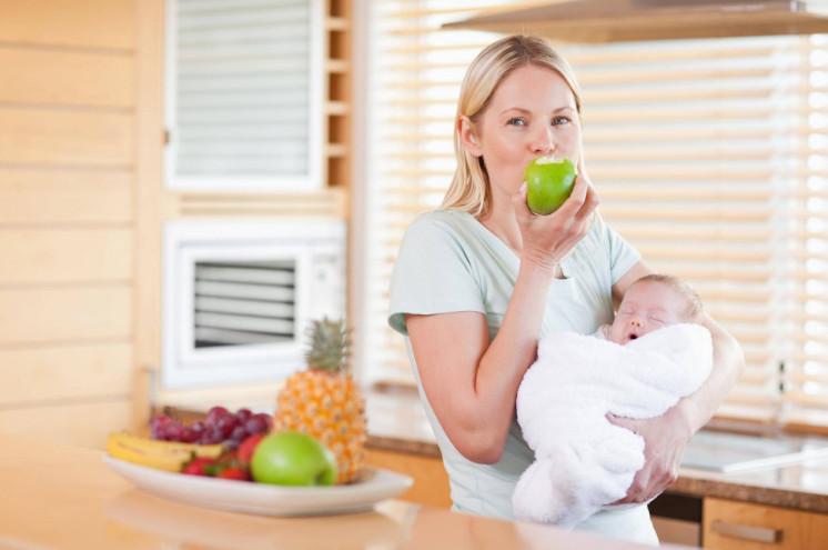 Какие продукты нужно исключить кормящей маме