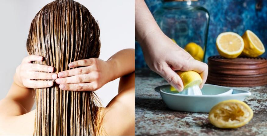 Природные восстанавливающие маски по уходу за волосами