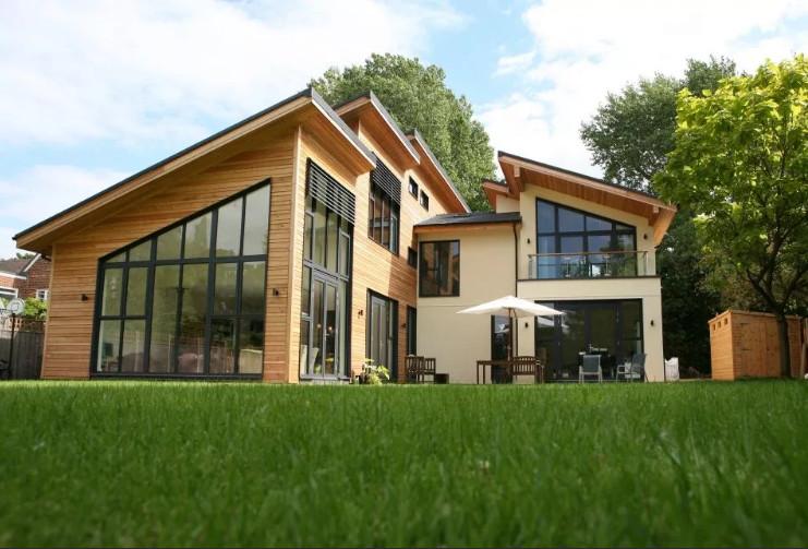 Теплоизоляция из LowHeat houses: экологичный подход