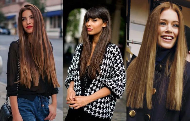Тренд на красивые волосы
