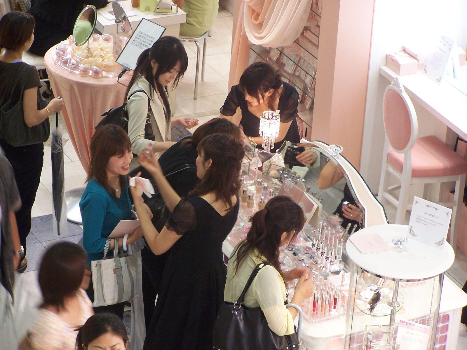 Японская косметика — качество, натуральность и высокие технологии