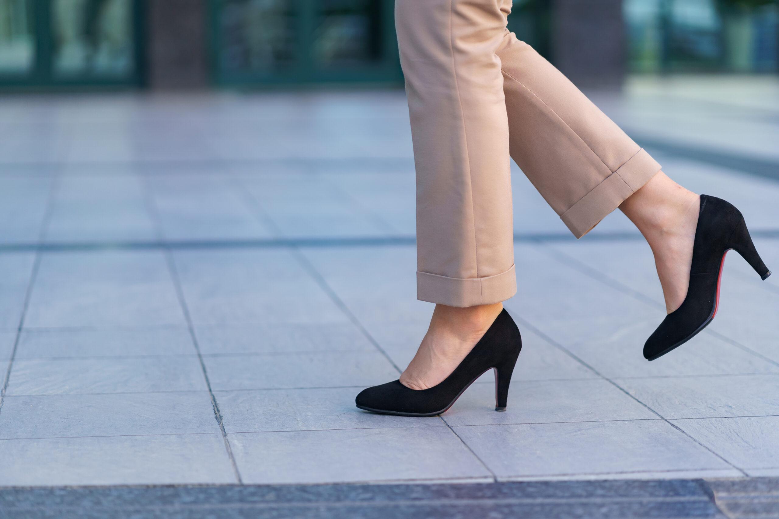 Туфли в фокусе